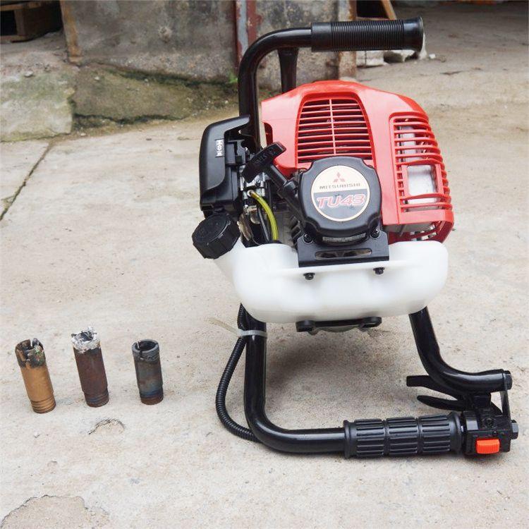 供应轻便式勘探取芯背包钻机 便携式勘探背包钻机 背包钻机厂家