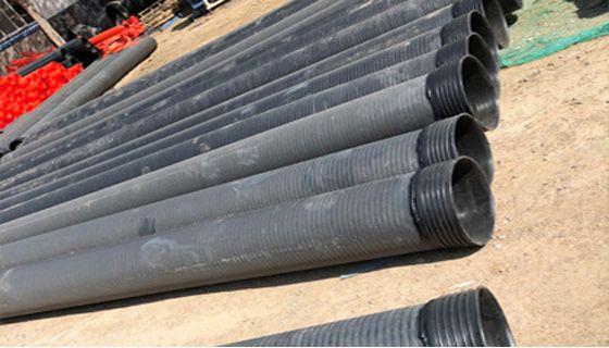 hdpe管生产厂家 hdpe缠绕管厂家 hdpe增强缠绕管