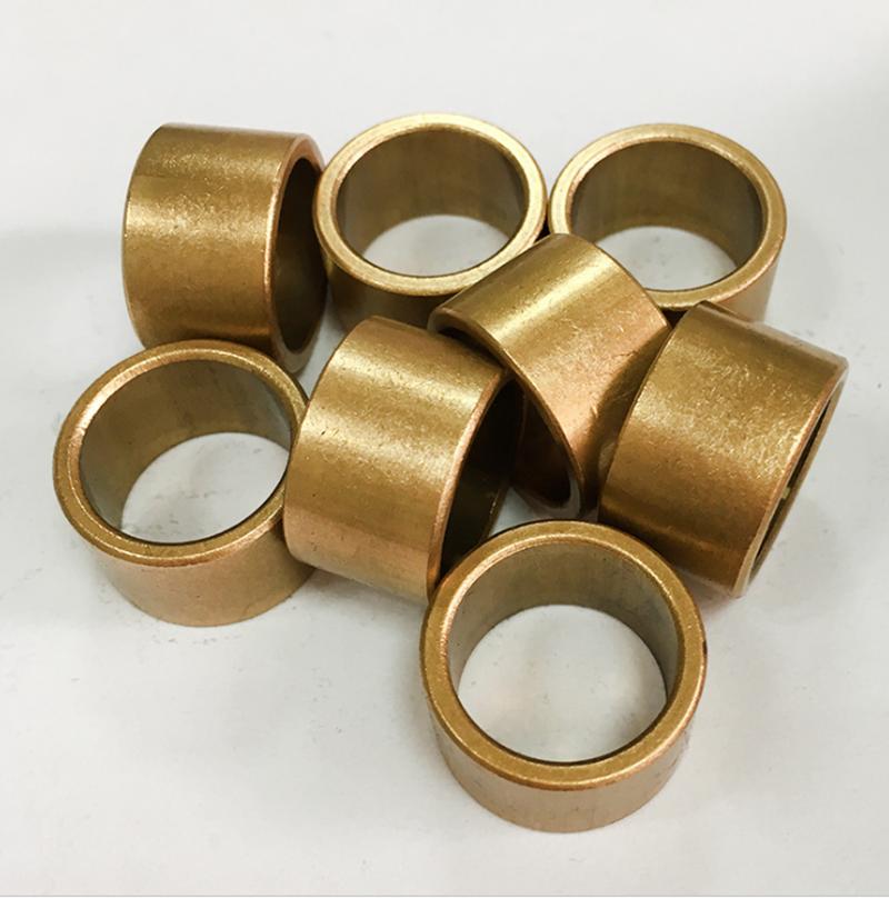 铜基含油轴套马达轴承