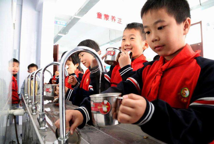 學校熱水服務