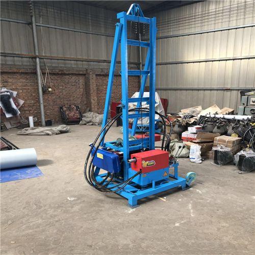 厂家直销打井机生产厂家200高速钻机勘探钻机配件