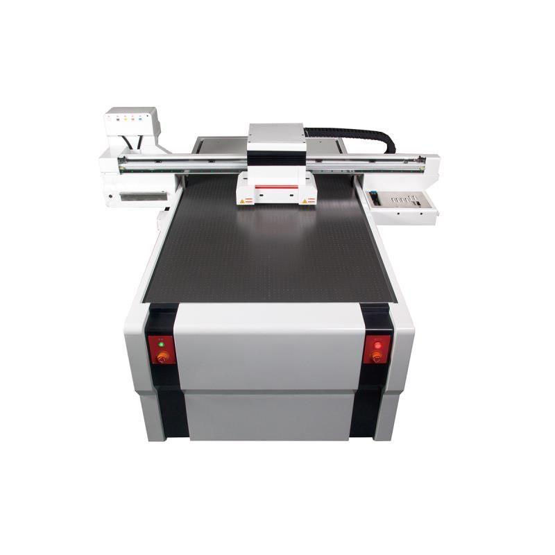 数印通PL-90A平板打印机不锈钢标牌蚀刻掩膜打印机
