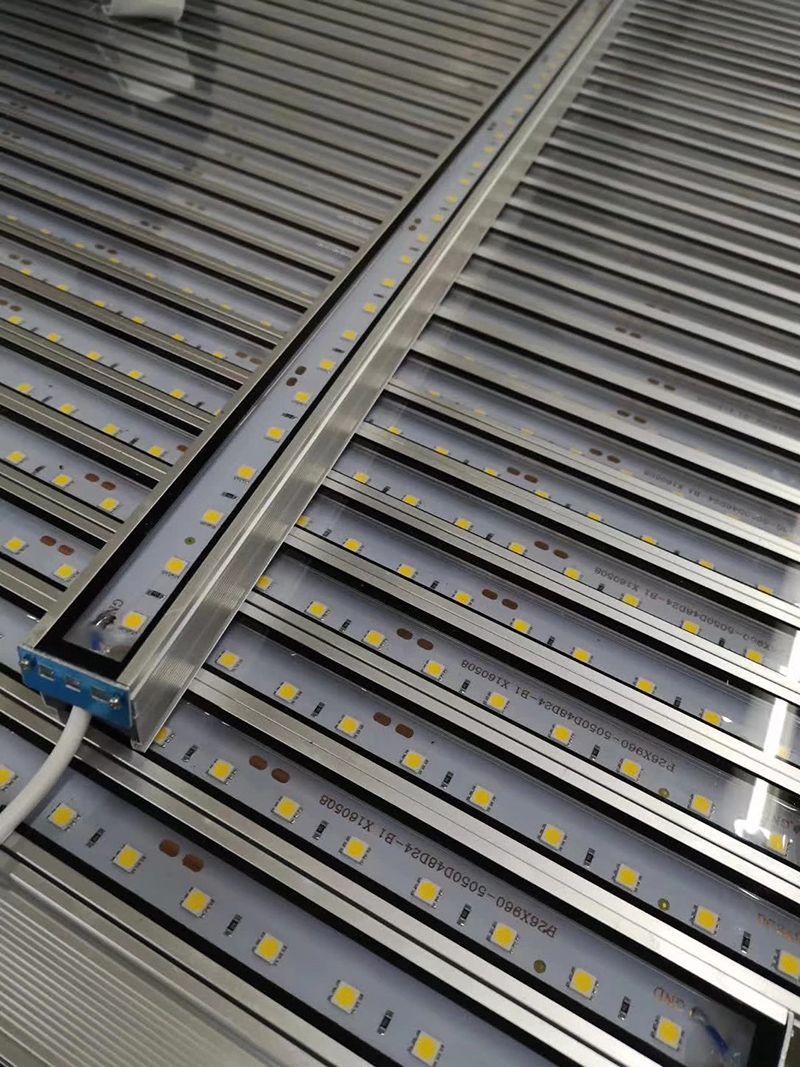 LED线条灯,RGB七彩线条灯,外墙装饰灯轮廓灯,线条灯工厂LED数码灯