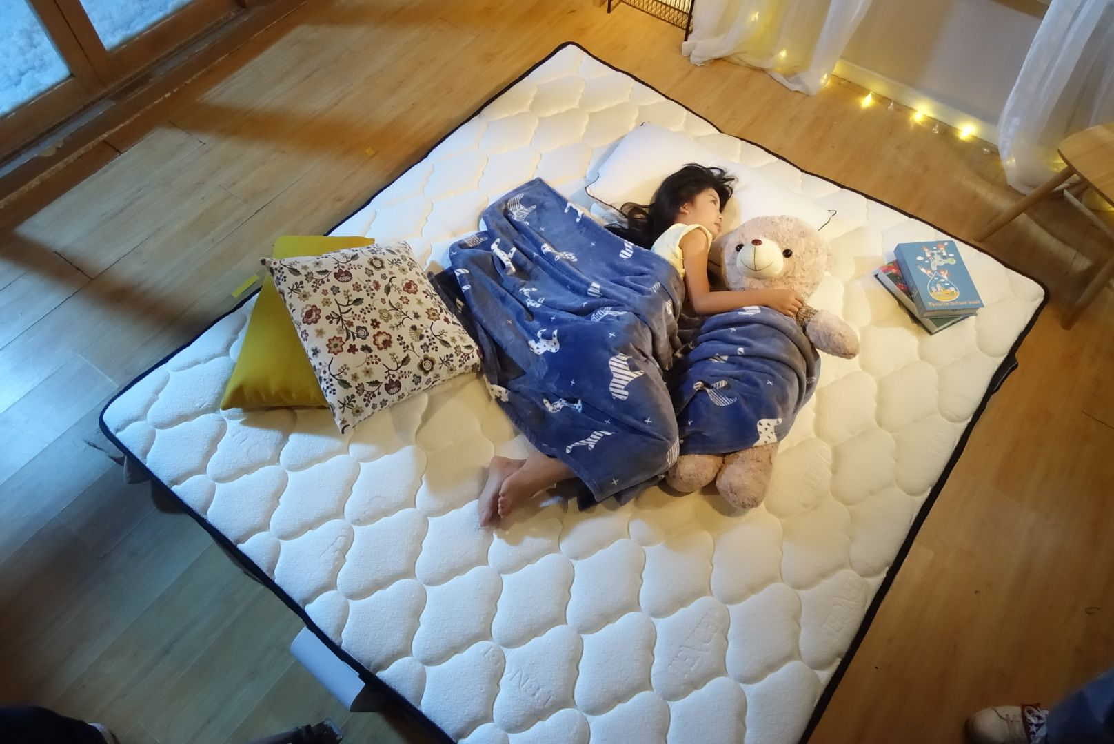 风循环冬暖夏凉床垫