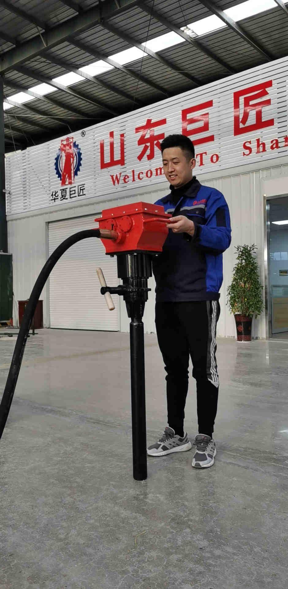 QTZ-4柴动便携式取土钻机 便携式土壤取样钻机20米取样