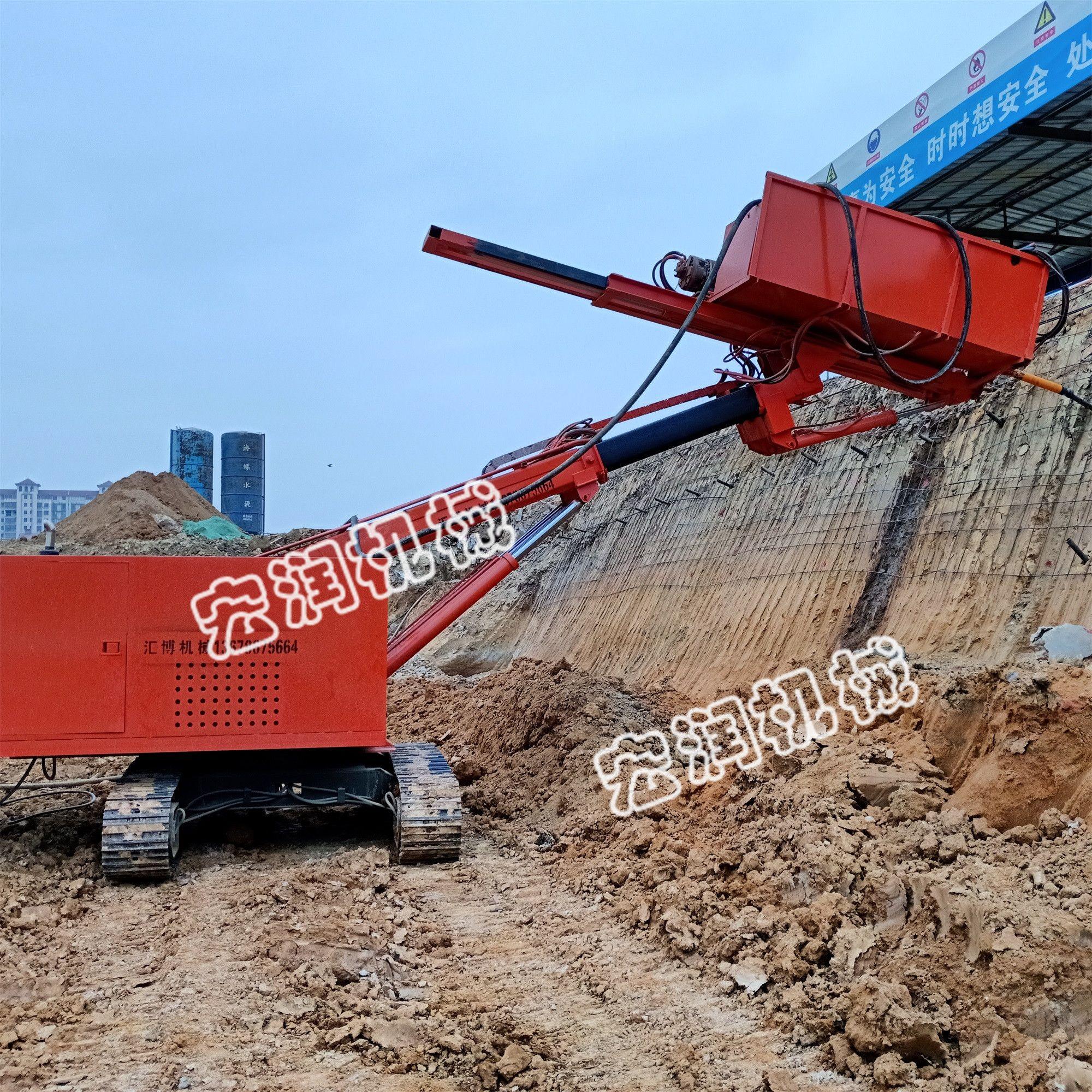 锚固钻机生产厂家 直销护坡锚固钻机 锚固钻机价格