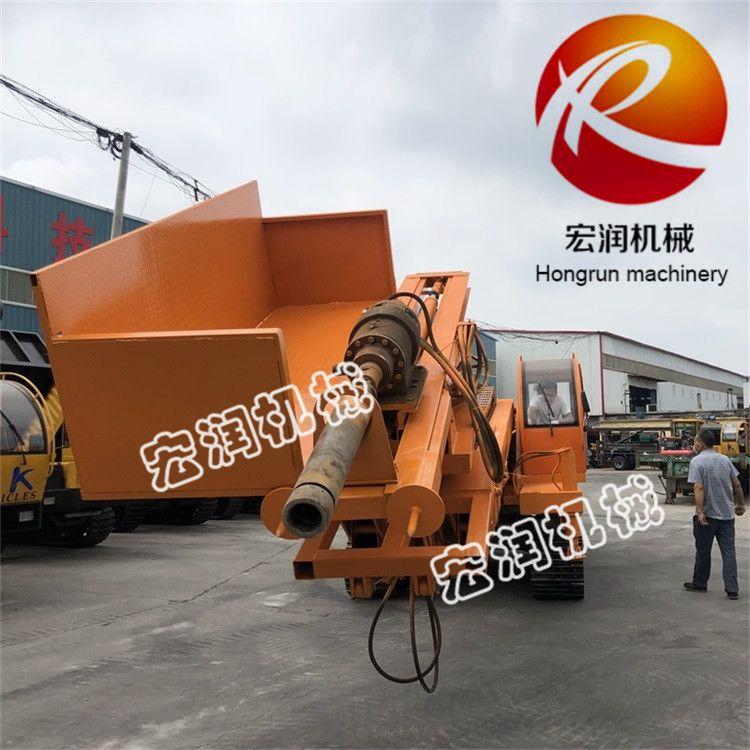 3-20米液压边坡支护钻机 可升降的边坡支护锚固钻机价格