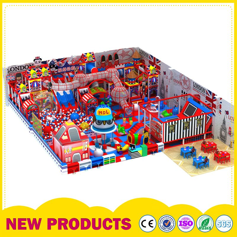 大型商场室内儿童乐园淘气堡设备 亲子乐园海洋球池 儿童蹦蹦床