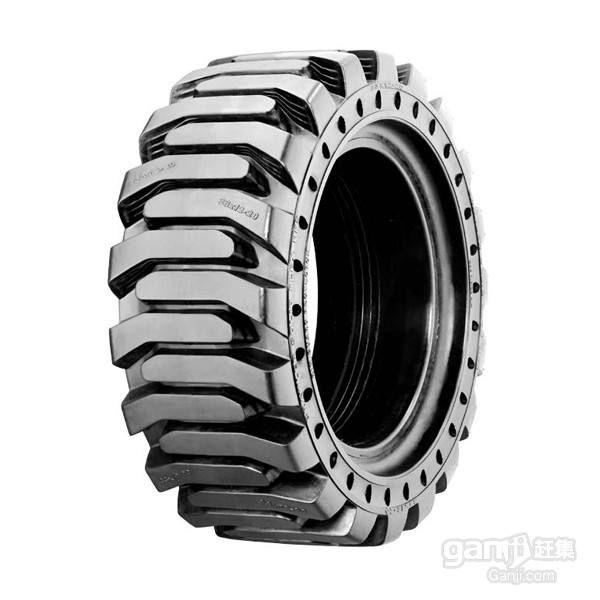 山東登高車實心輪胎銷售