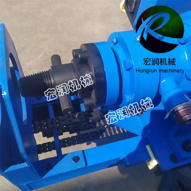 小型液压锚固钻机 多功能护坡锚固钻机 360度钻孔锚固钻机