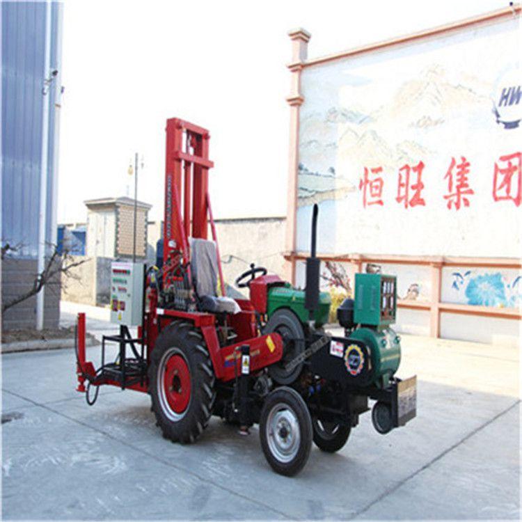 农用拖拉机正反循环钻机大口径打井设备钻井机拖拉机钻机水井钻机