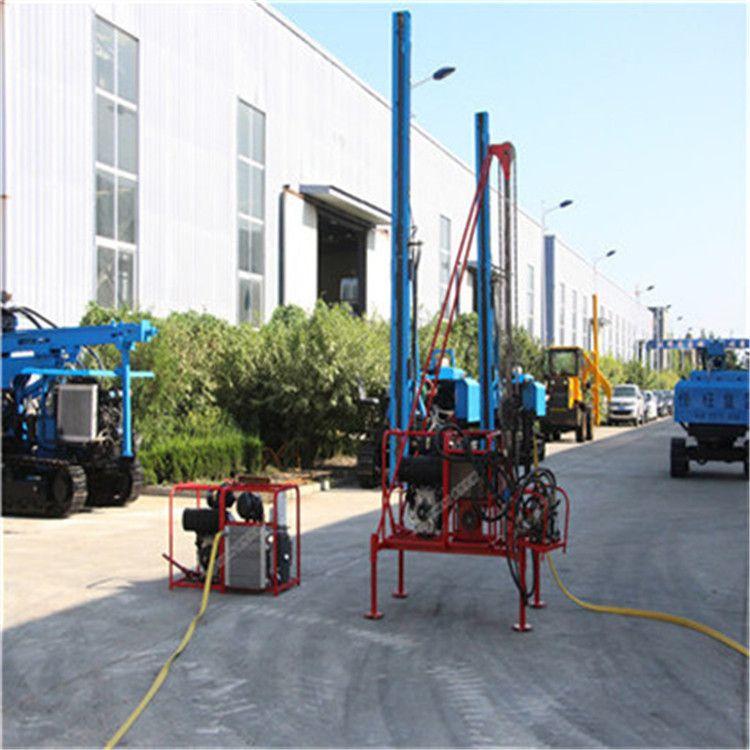 山地钻机分体式地震勘探钻机物探小型山地钻机风钻钻孔机厂家