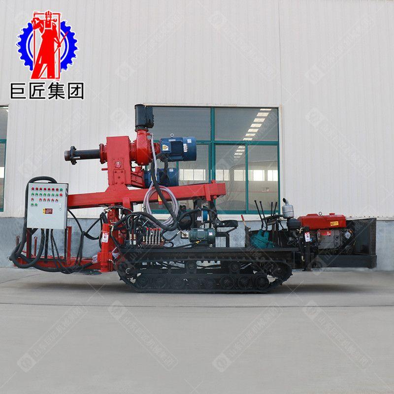 华夏巨匠JZF-D型履带式正反循环一体机 大口径水井钻机