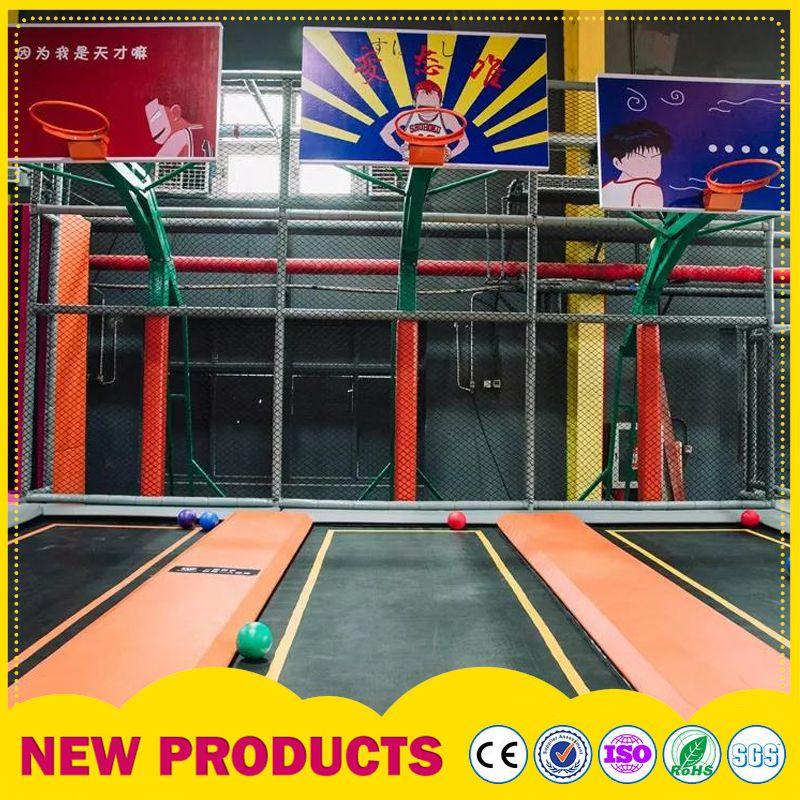 温州厂家定制儿童乐园蹦蹦床大型 成人蹦床公园 室内娱乐淘气堡跳跳床