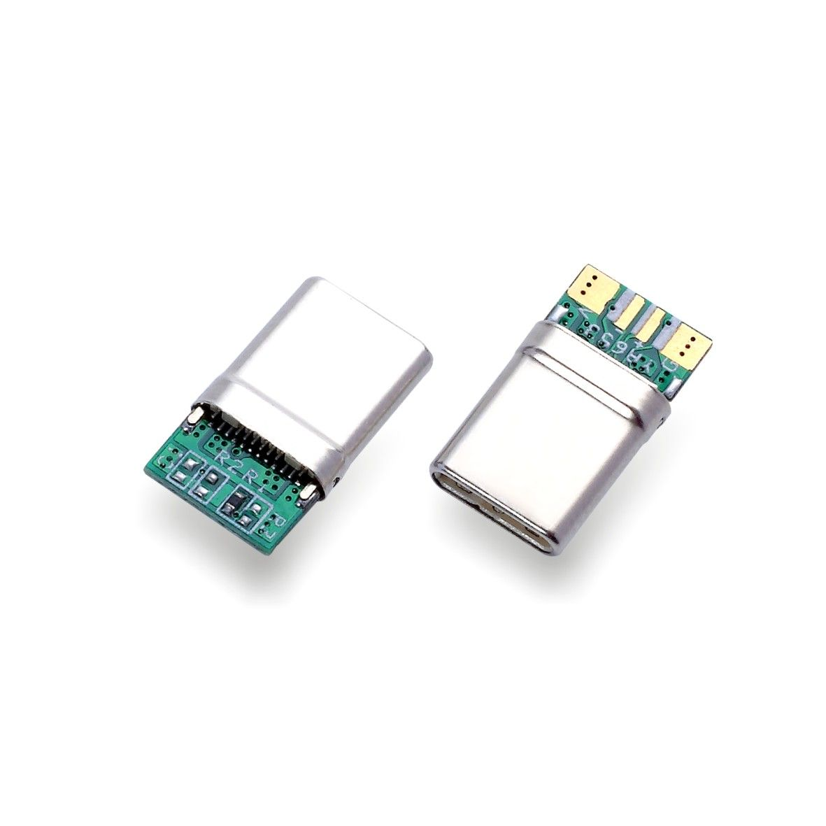USBTYPEC公头数据板连接器