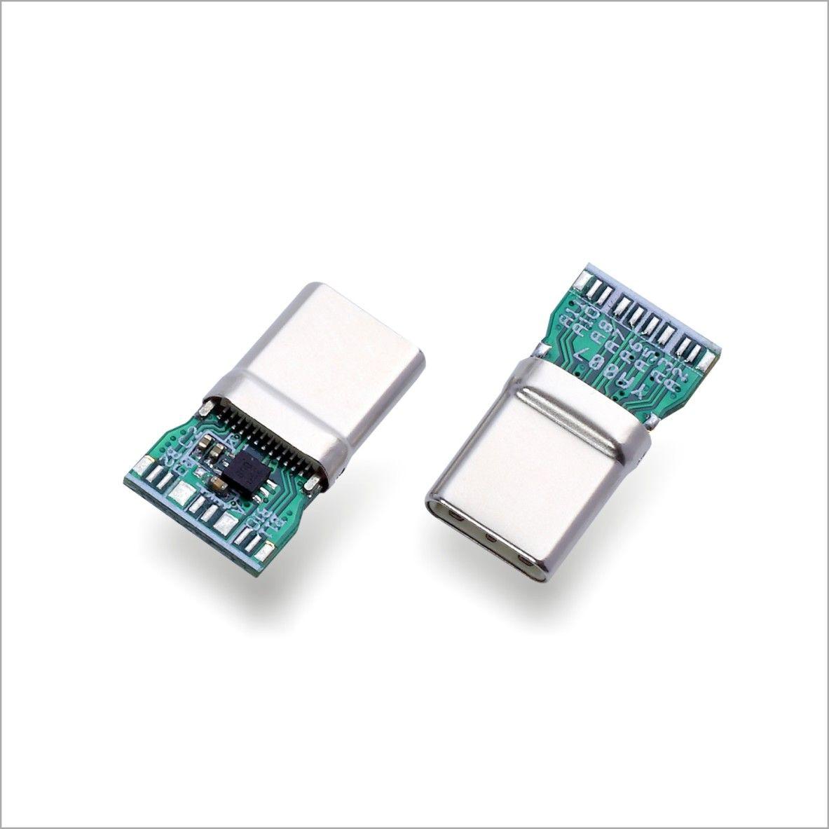 广东USBTypeC3.1PD大功率连接器批发