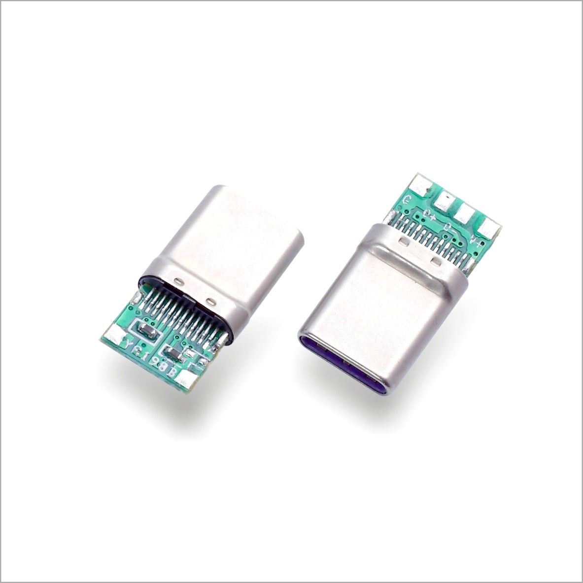 熱品直銷TypeC2.0連接器超級快充
