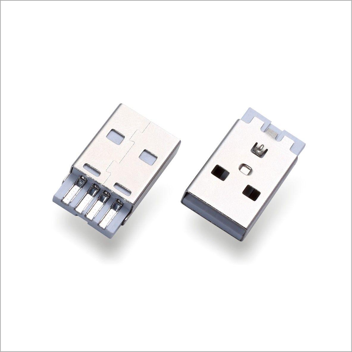 USB2.0AM焊線式現貨批發