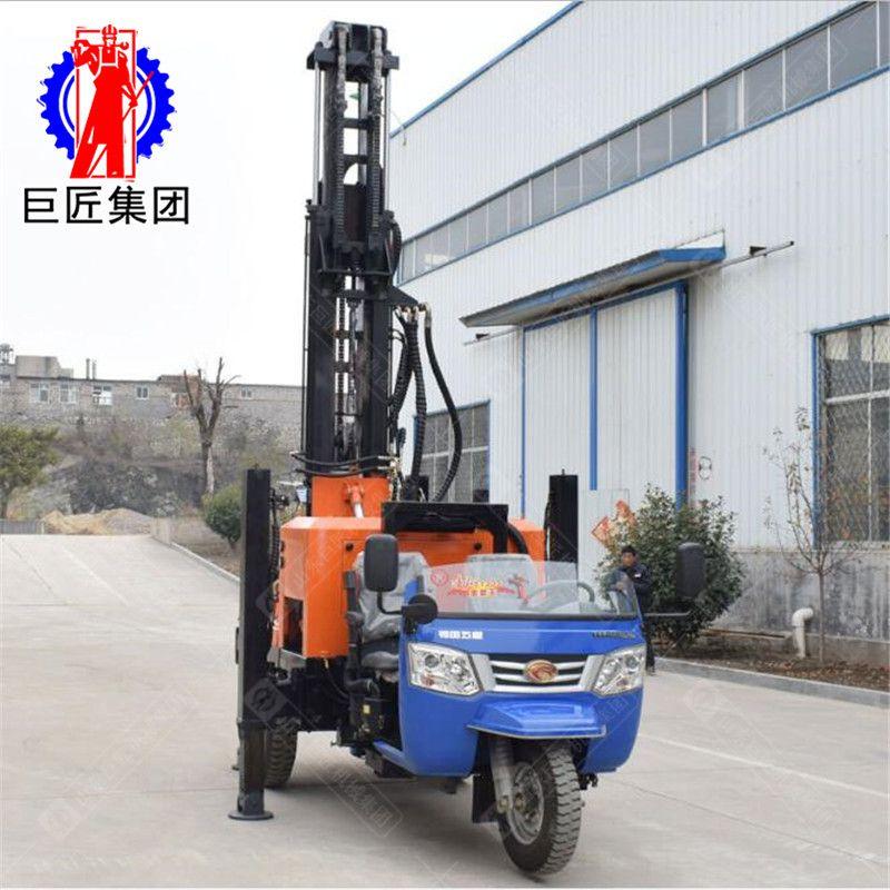 巨匠集团FYL-200车载式气动水井钻机 空气动力钻井机