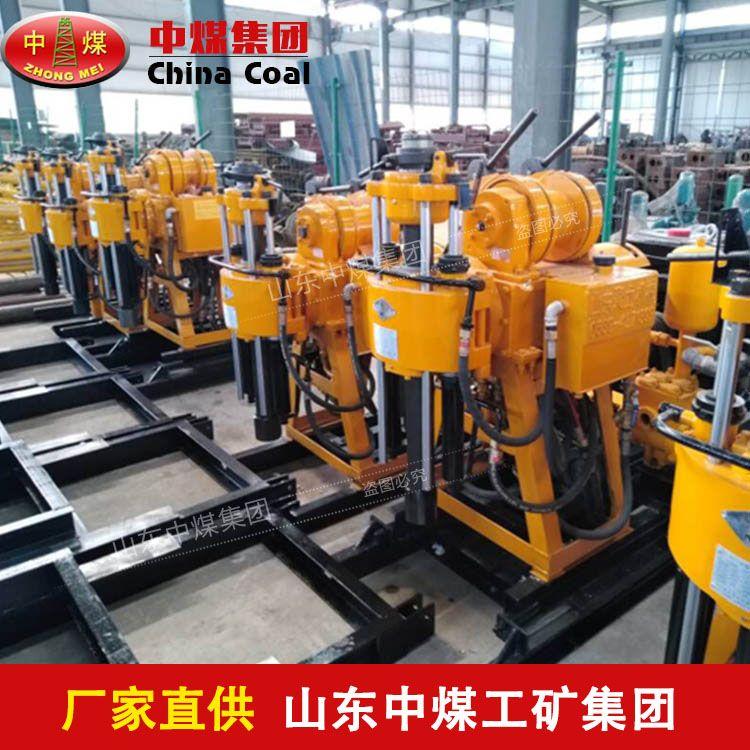 XY-44A型岩心钻机操作方法,XY-44A型岩心钻机型号说明