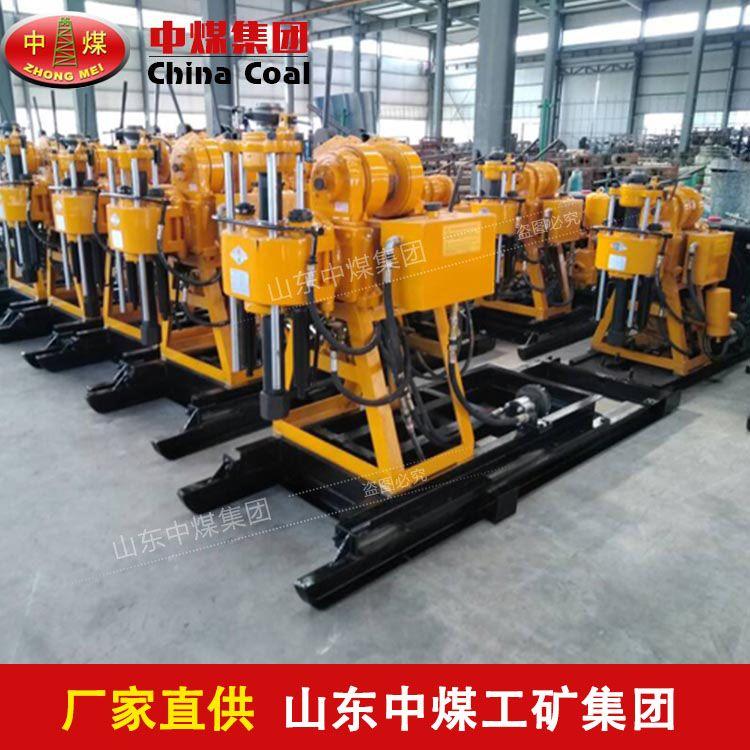 XY-44M岩心钻机使用说明,XY-44M岩心钻机产品功能