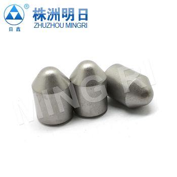 超耐磨矿用硬质合金挖路齿耐磨合金球齿掘齿截煤齿厂家直销