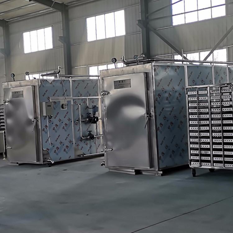 食堂不锈钢金枪鱼电蒸柜 餐厅食品厂小型商用不锈钢双门电蒸柜