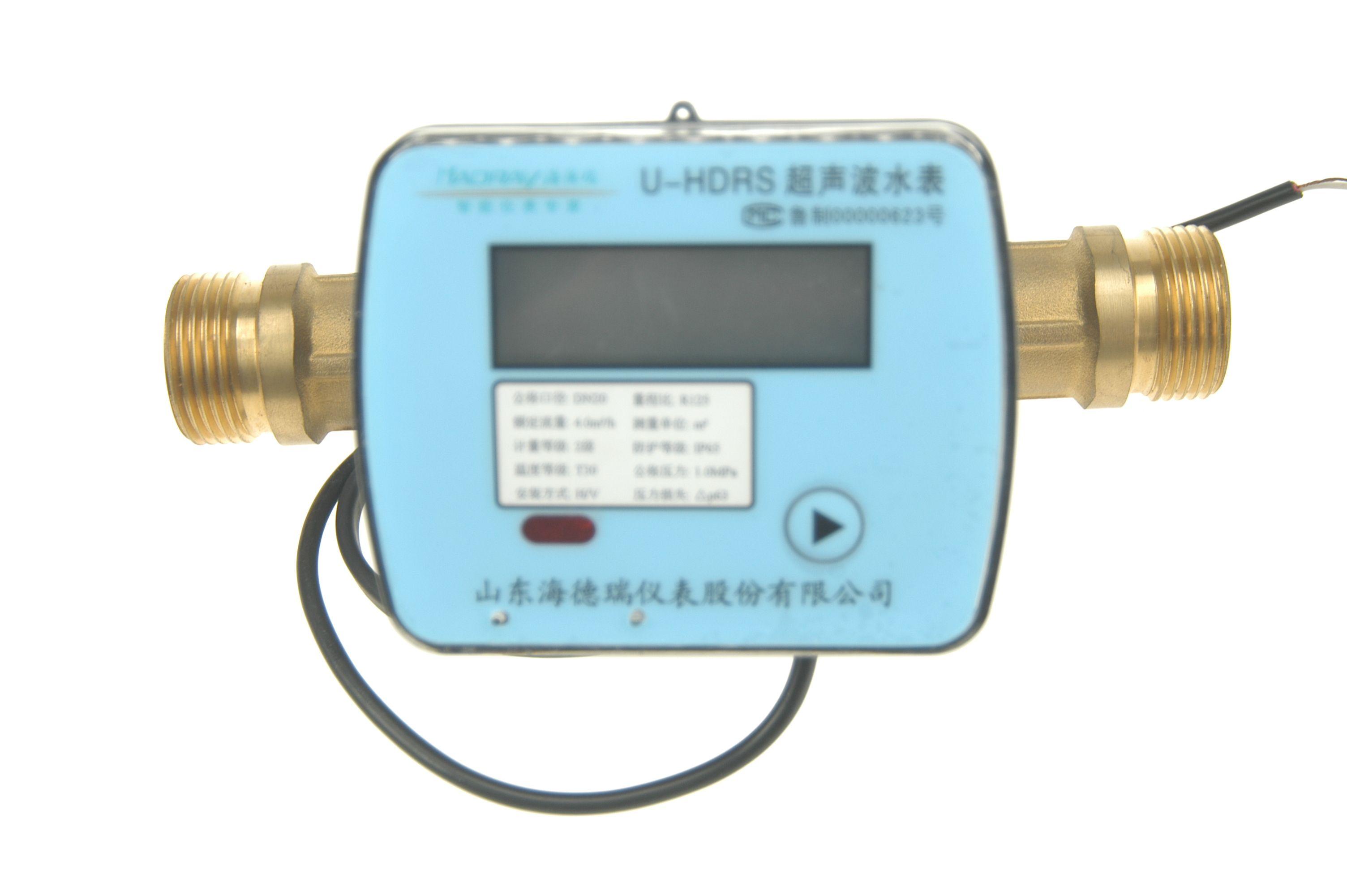 山东水表厂家给你讲述超声波水表与其它水表的区别
