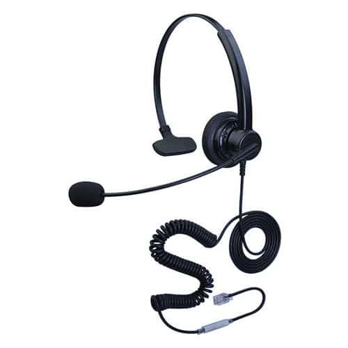 hoRme合镁301N头戴式话务耳机电话耳麦