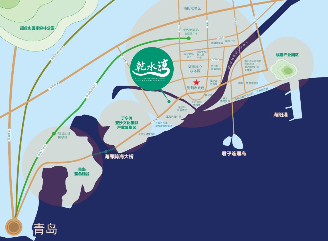 海阳乾水湾项目为何如此火热