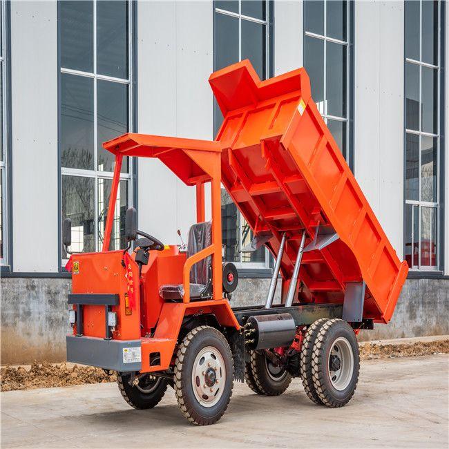 供应矿山出渣六轮车载重8吨在磷矿拉矿石
