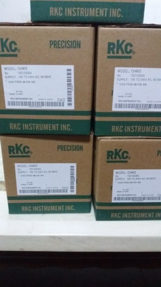 日本理化RKC溫控器中國區域代理商