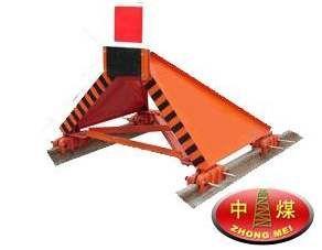 XCD系列固定框架式挡车器  铁路专用框架式挡车器