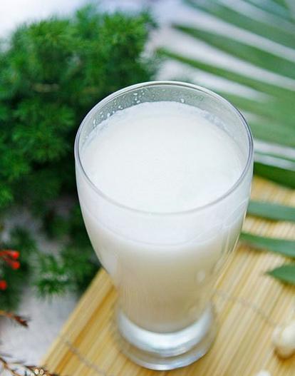 米汁饮料图片