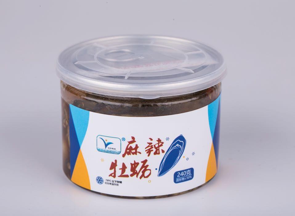 荣成市合顺水产有限公司麻辣小海鲜OEM贴牌代工 鱼骨粒 烤鱼片加工产