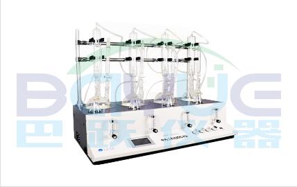 中药so2蒸馏装置