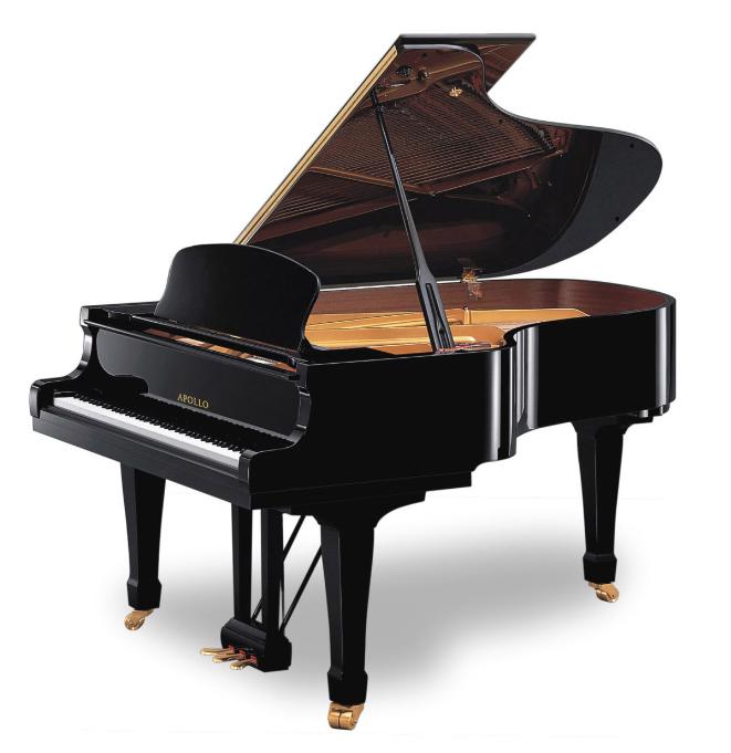 上海阿波羅鋼琴