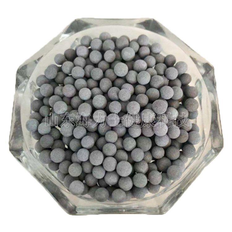 负电位富氢球 水处理食品级滤料 制造弱碱性氢水 调节PH值