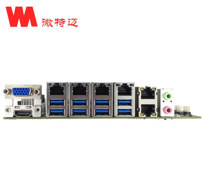 W-M366高性能工控主板