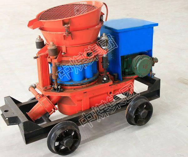 厂家直供环保除尘喷浆机煤安认证质优价廉