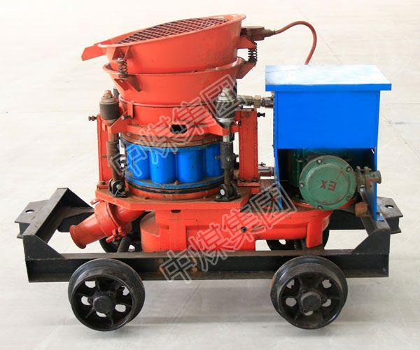 矿用 工程用喷浆机PC5I转子式混凝土喷射机 型号全