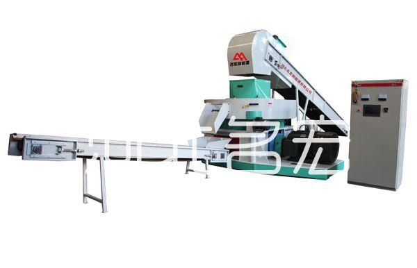 全自动玉米秸秆压块机多少钱一台