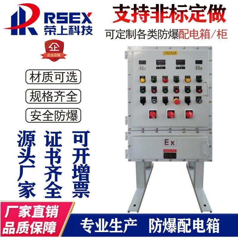 防爆控制柜(箱)动力箱BXM500*400*200