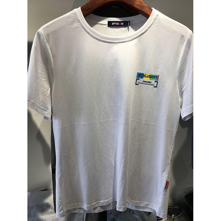 T恤廠家 中山服裝工廠加工定制純棉短袖T恤