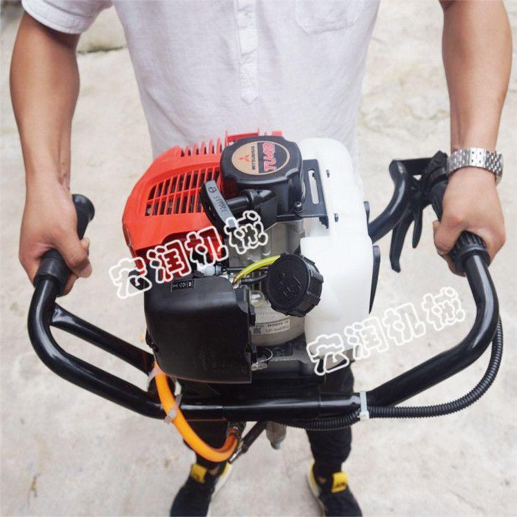供应轻便地质勘探便捷钻机 小型内燃式背包钻机