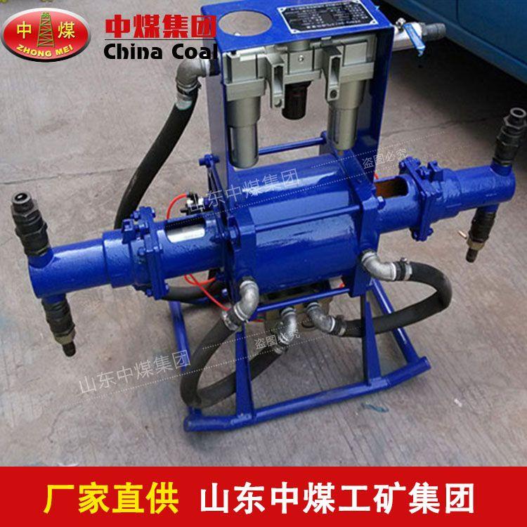 ZBQ-50/6型气动注浆泵使用进程,ZBQ-50/6型气动注浆泵材质构造