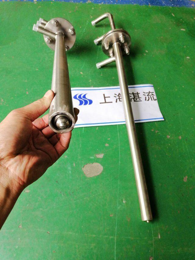 上海湛流垃圾渗滤液回喷焚烧喷枪