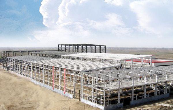 滄州鋼結構工程