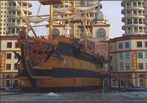 廣東景觀船廠家