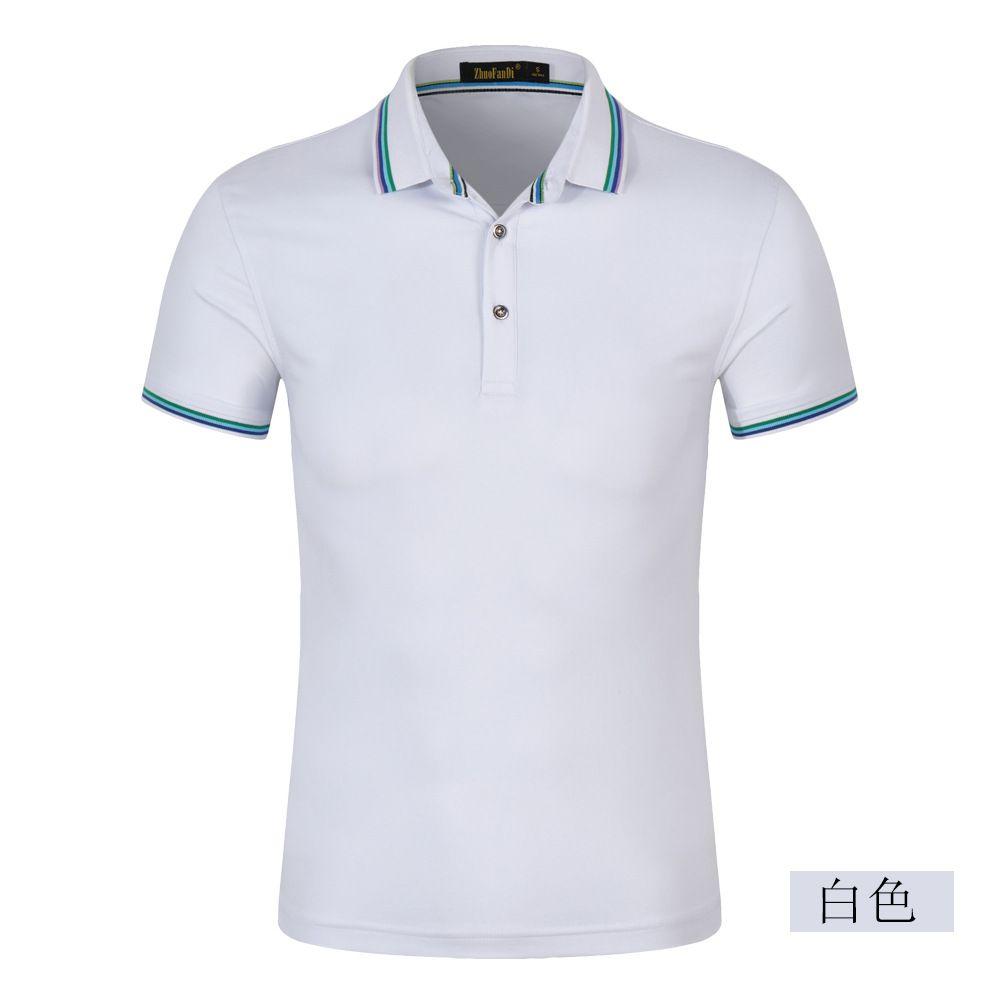 高端冰瓷棉系列POLO衫定制,定制POLO衫,翻领T恤衫定制,广告衫定制